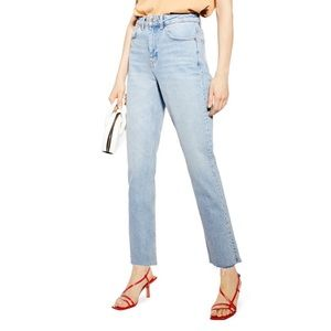 Topshop MOTO Mom Jeans Size 26